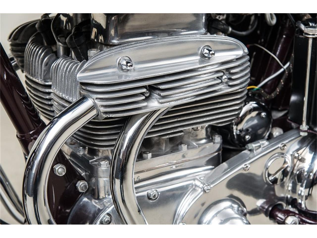 Large Picture of Classic '53 Square Four located in California Auction Vehicle Offered by Canepa - G3TZ