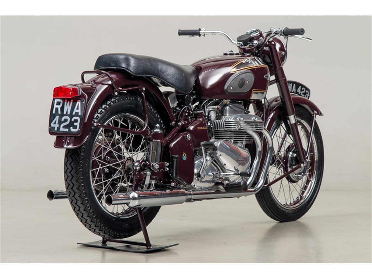 Large Picture of 1953 Ariel Square Four - G3TZ