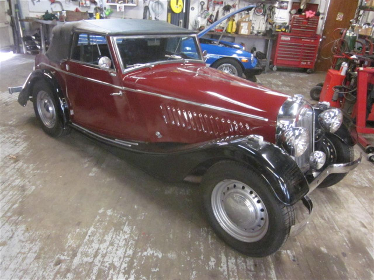 Large Picture of 1951 Morgan Plus 4 Offered by The New England Classic Car Co. - G2PR