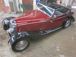 Picture of Classic 1951 Morgan Plus 4 located in Connecticut - $44,900.00 Offered by The New England Classic Car Co. - G2PR