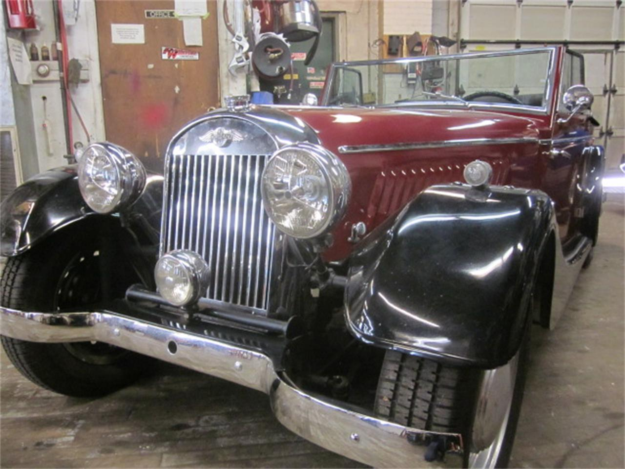 Large Picture of '51 Plus 4 located in Stratford Connecticut - $44,900.00 Offered by The New England Classic Car Co. - G2PR