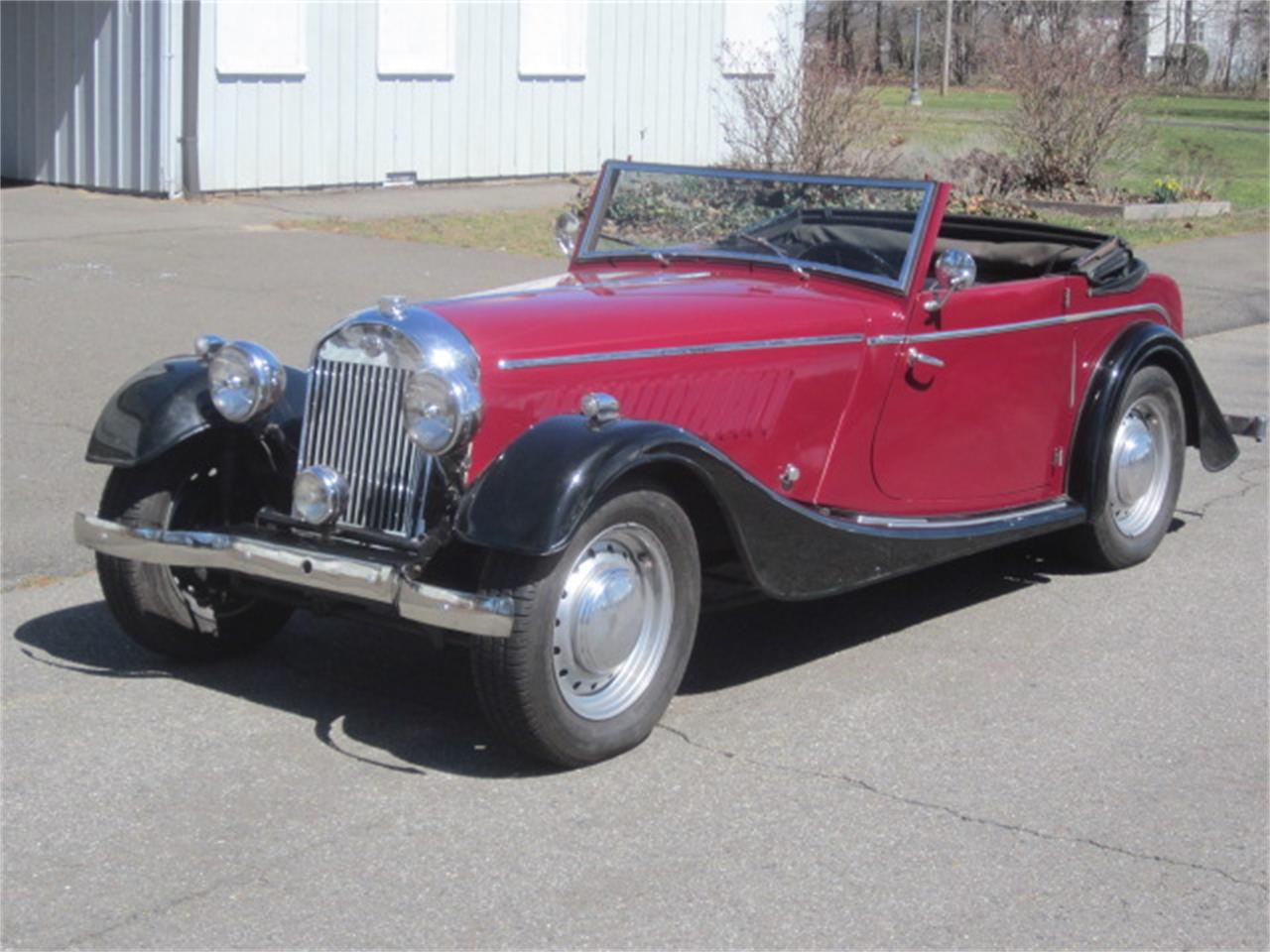 Large Picture of 1951 Plus 4 located in Connecticut Offered by The New England Classic Car Co. - G2PR