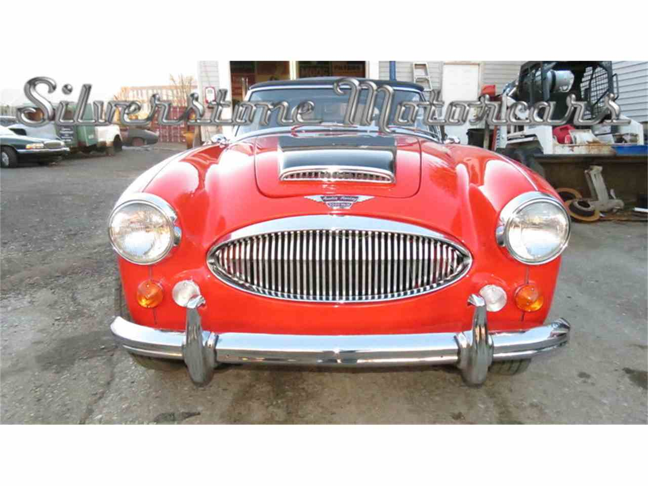 Large Picture of '66 Austin-Healey 3000 Mark III located in Massachusetts - $75,000.00 Offered by Silverstone Motorcars - G3XL