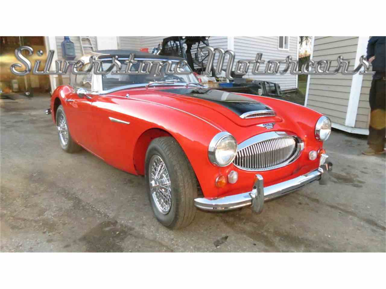 Large Picture of '66 Austin-Healey 3000 Mark III - G3XL