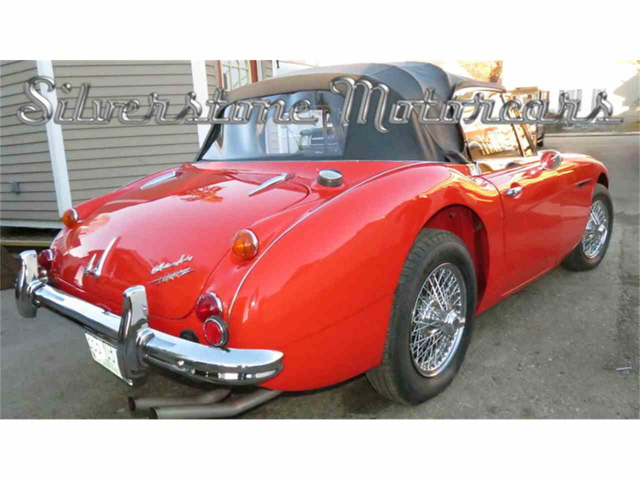Large Picture of '66 3000 Mark III located in Massachusetts - $75,000.00 Offered by Silverstone Motorcars - G3XL