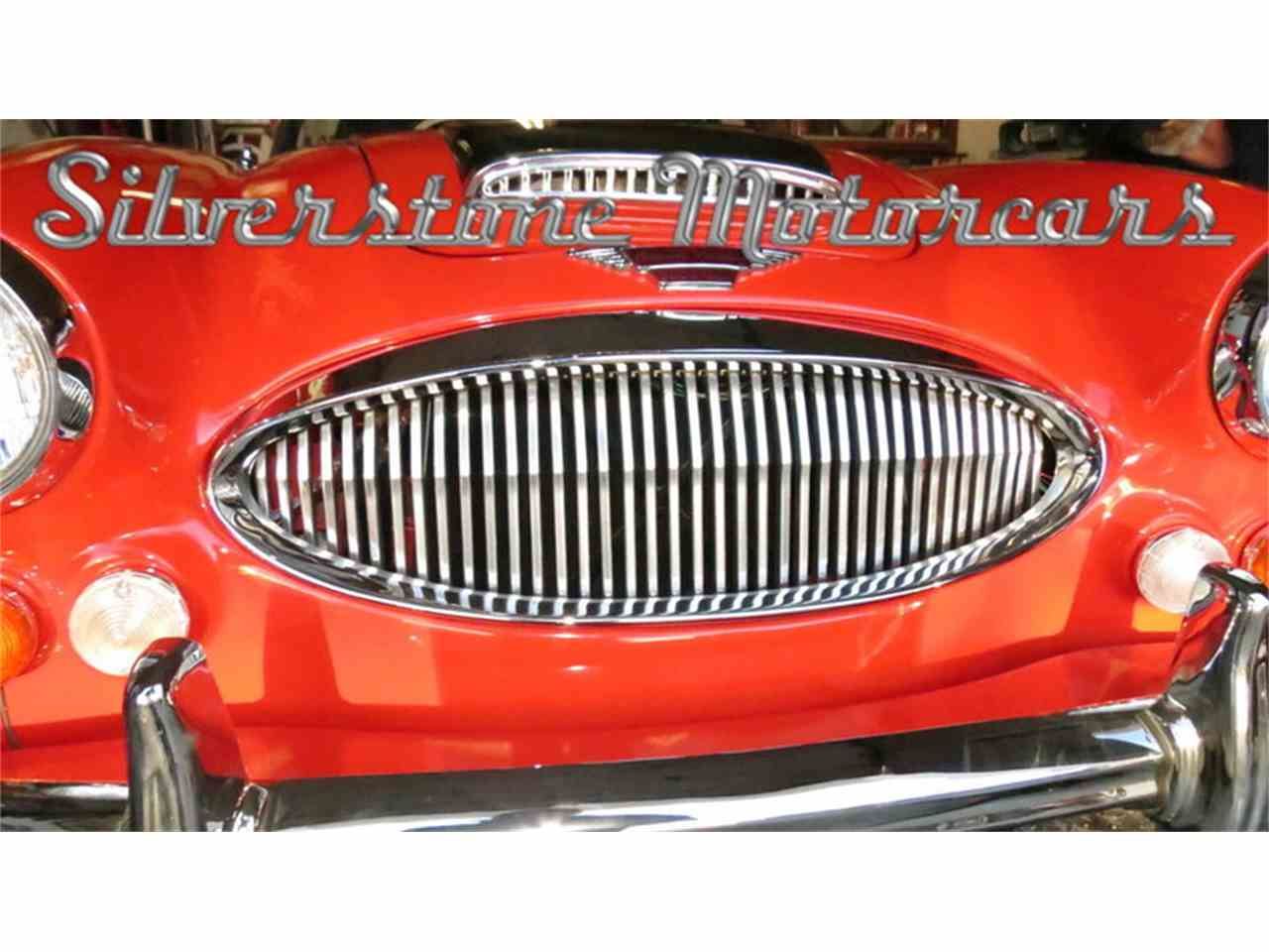 Large Picture of Classic '66 Austin-Healey 3000 Mark III - G3XL