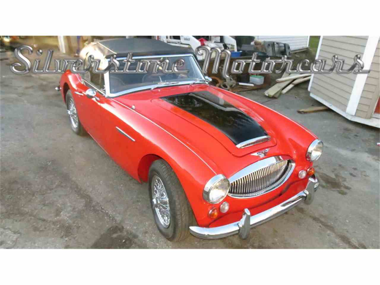 Large Picture of Classic '66 Austin-Healey 3000 Mark III located in Massachusetts Offered by Silverstone Motorcars - G3XL