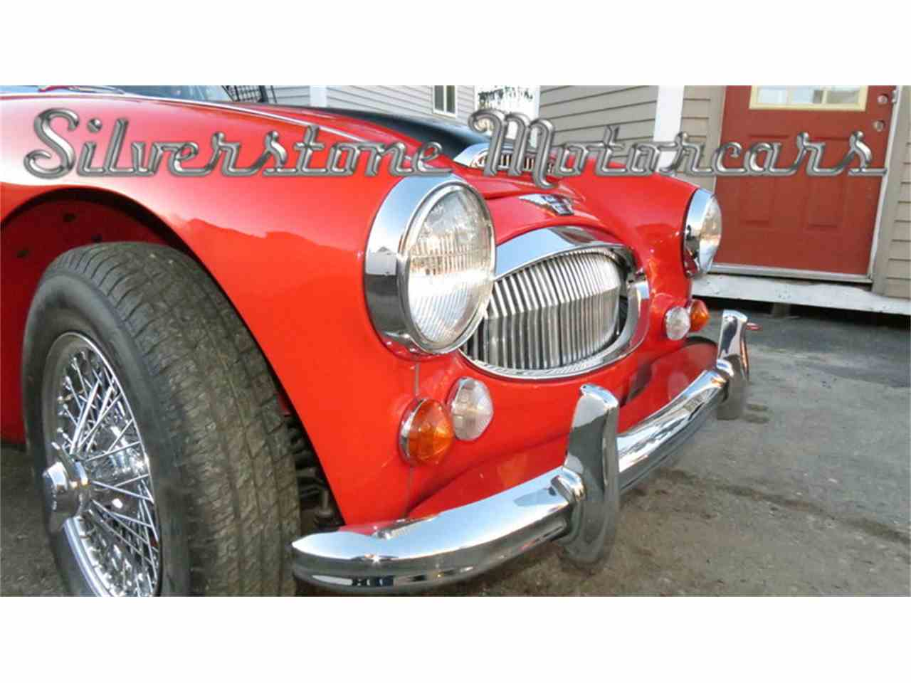 Large Picture of Classic '66 Austin-Healey 3000 Mark III - $75,000.00 Offered by Silverstone Motorcars - G3XL