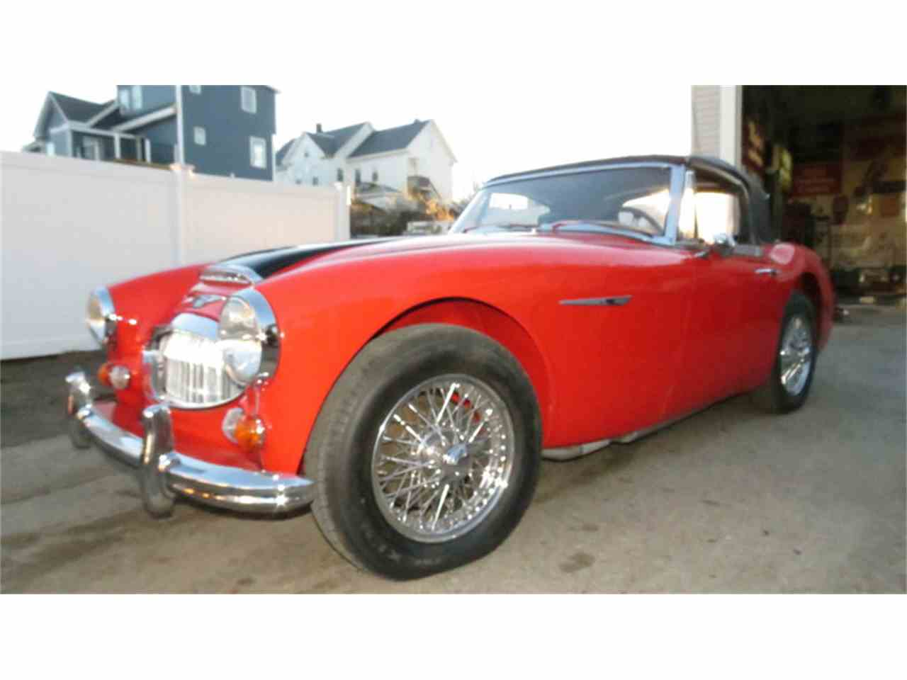 Large Picture of '66 3000 Mark III - $75,000.00 Offered by Silverstone Motorcars - G3XL