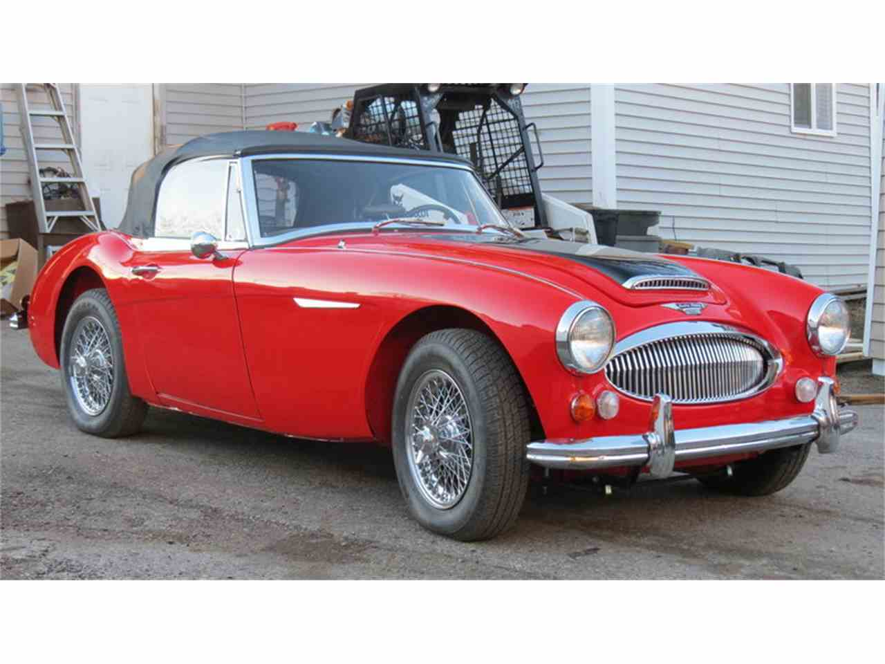 Large Picture of Classic 1966 Austin-Healey 3000 Mark III located in Massachusetts - $75,000.00 - G3XL