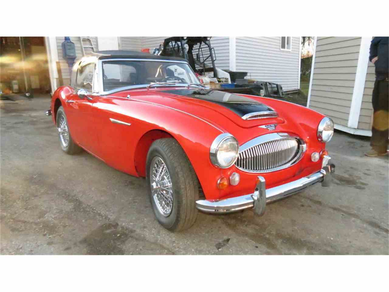 Large Picture of Classic '66 Austin-Healey 3000 Mark III located in North Andover Massachusetts - G3XL