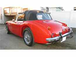 Picture of Classic 1966 Austin-Healey 3000 Mark III located in North Andover Massachusetts - $75,000.00 Offered by Silverstone Motorcars - G3XL