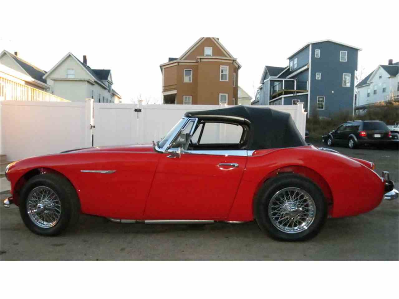 Large Picture of Classic '66 3000 Mark III located in Massachusetts - $75,000.00 Offered by Silverstone Motorcars - G3XL