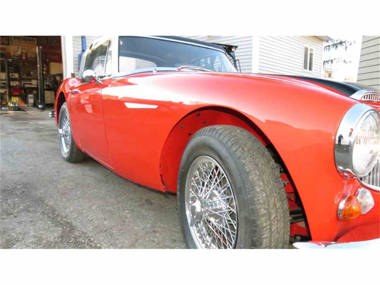 Large Picture of 1966 Austin-Healey 3000 Mark III located in North Andover Massachusetts Offered by Silverstone Motorcars - G3XL