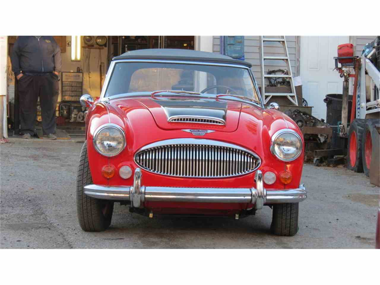 Large Picture of '66 Austin-Healey 3000 Mark III located in Massachusetts - G3XL
