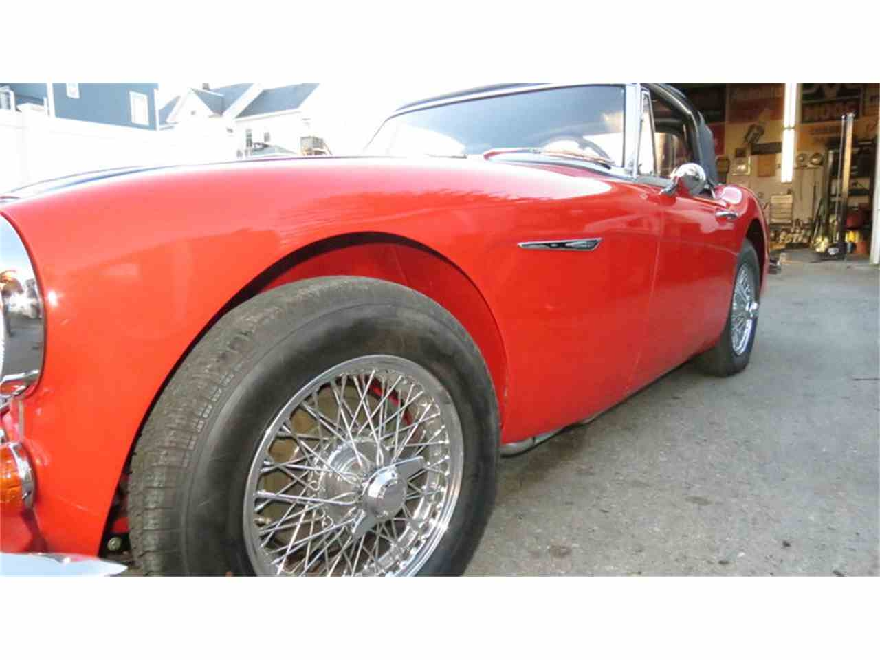 Large Picture of Classic 1966 Austin-Healey 3000 Mark III located in Massachusetts Offered by Silverstone Motorcars - G3XL
