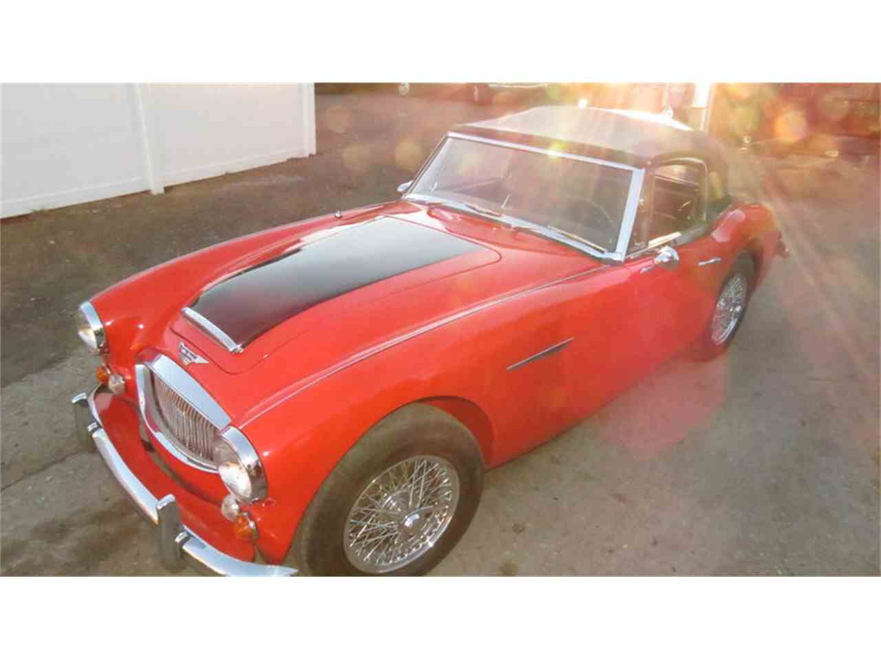 Large Picture of Classic '66 Austin-Healey 3000 Mark III located in North Andover Massachusetts - $75,000.00 Offered by Silverstone Motorcars - G3XL