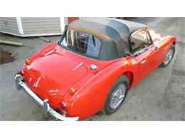 Picture of Classic '66 Austin-Healey 3000 Mark III located in North Andover Massachusetts Offered by Silverstone Motorcars - G3XL