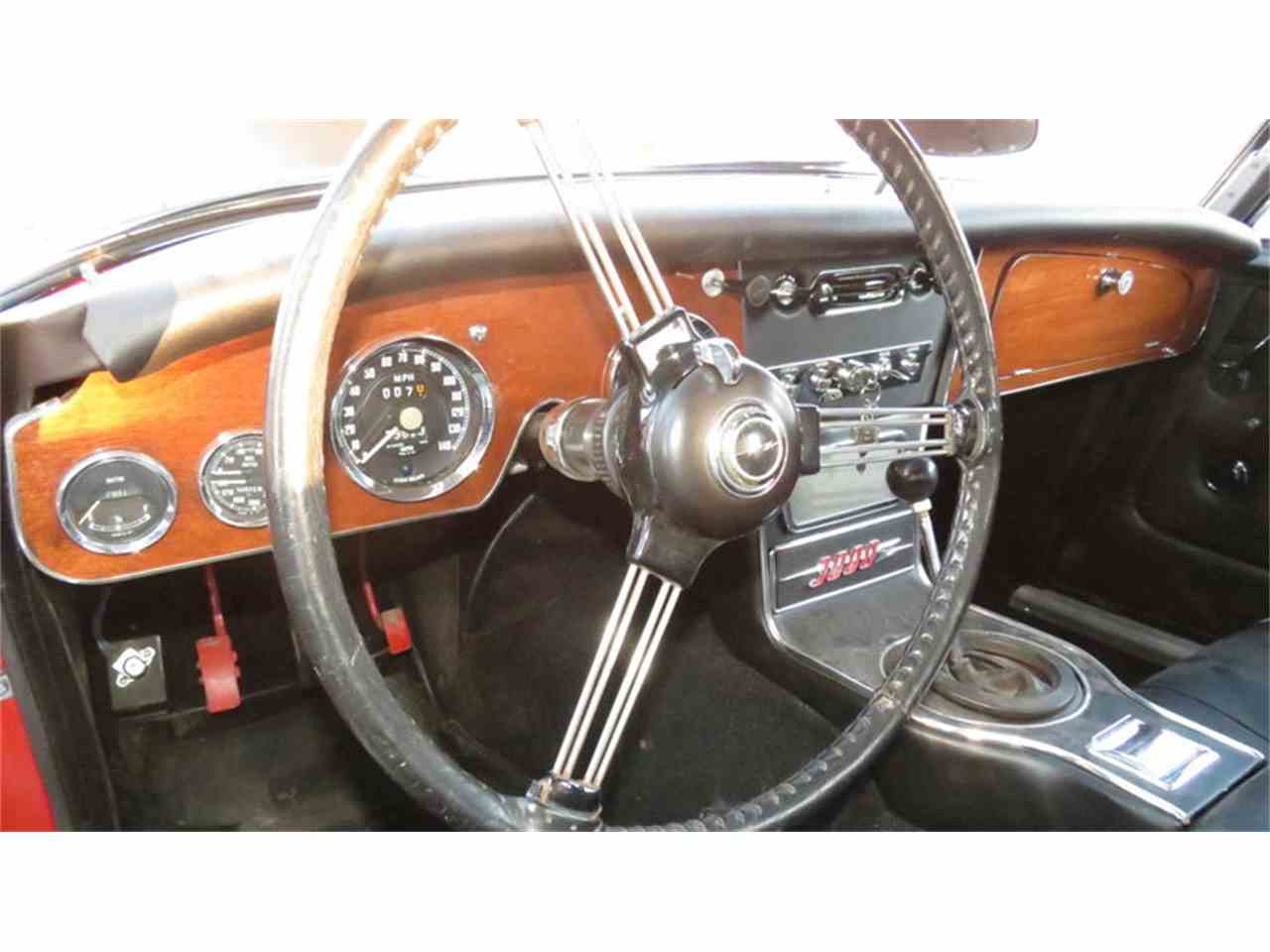 Large Picture of Classic 1966 Austin-Healey 3000 Mark III located in North Andover Massachusetts - $75,000.00 Offered by Silverstone Motorcars - G3XL