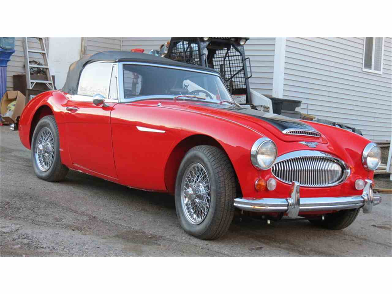 Large Picture of Classic 1966 Austin-Healey 3000 Mark III located in North Andover Massachusetts - G3XL