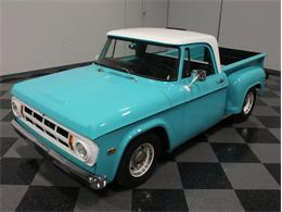 Picture of Classic '71 Dodge D100 located in Lithia Springs Georgia - $67,995.00 Offered by Streetside Classics - Atlanta - G46N