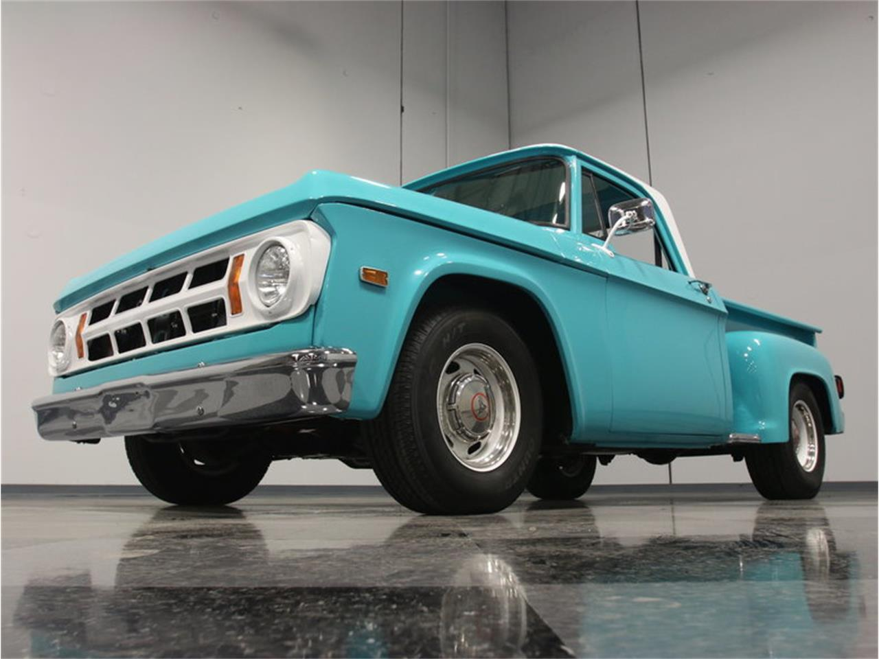 Large Picture of Classic '71 Dodge D100 - $67,995.00 Offered by Streetside Classics - Atlanta - G46N
