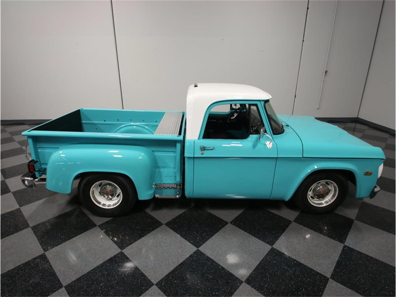Large Picture of 1971 Dodge D100 located in Georgia Offered by Streetside Classics - Atlanta - G46N