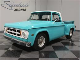 Picture of Classic '71 Dodge D100 located in Georgia Offered by Streetside Classics - Atlanta - G46N