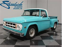 Picture of Classic 1971 Dodge D100 located in Lithia Springs Georgia - G46N