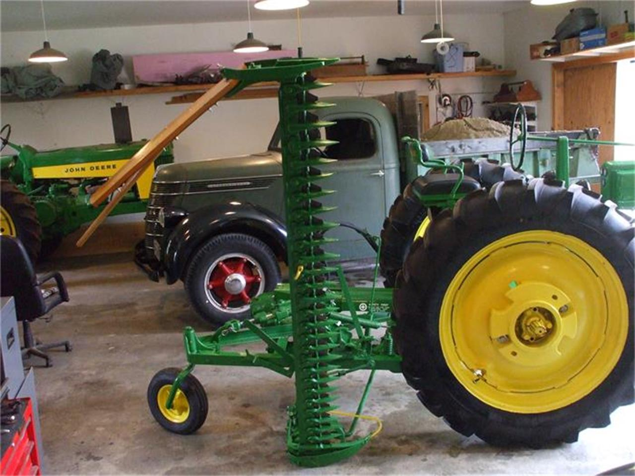 Large Picture of Classic '49 Tractor located in Maine - $7,850.00 Offered by Champion Auto Sales - G48H