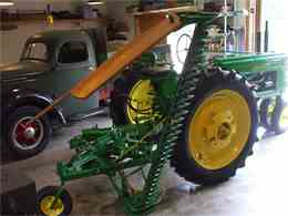 Picture of '49 Tractor - G48H