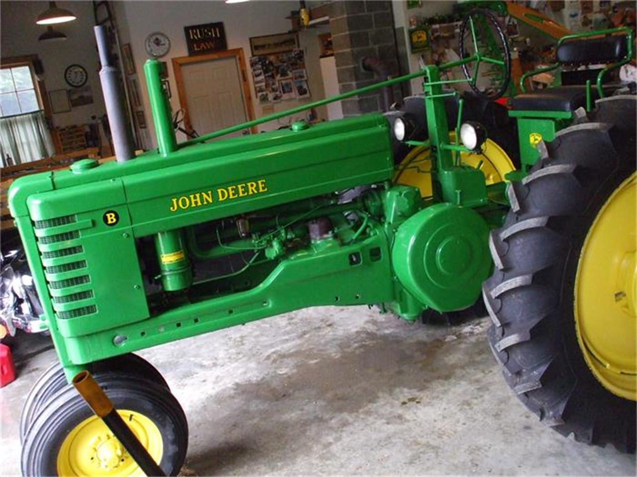 Large Picture of '49 John Deere Tractor located in Maine - $7,850.00 Offered by Champion Auto Sales - G48H