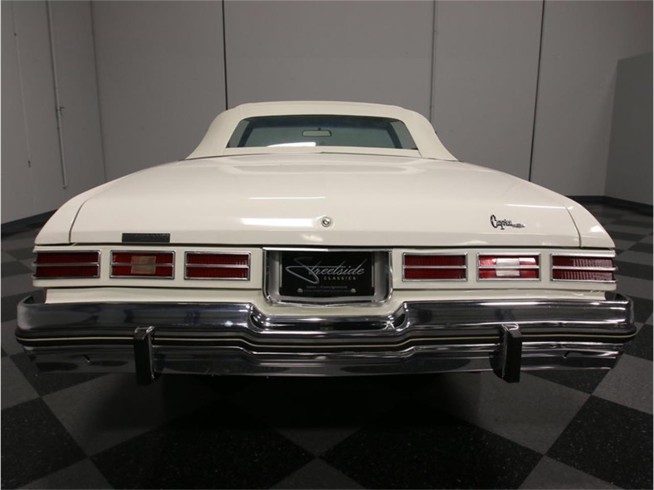 Large Picture of '75 Caprice located in Lithia Springs Georgia - $32,995.00 - G4CK
