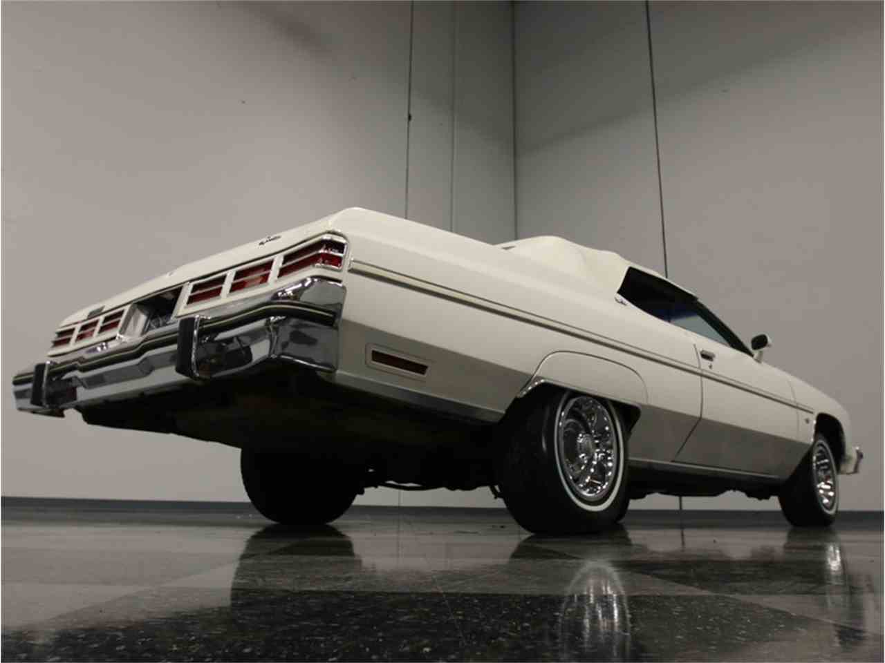 Large Picture of '75 Caprice - G4CK