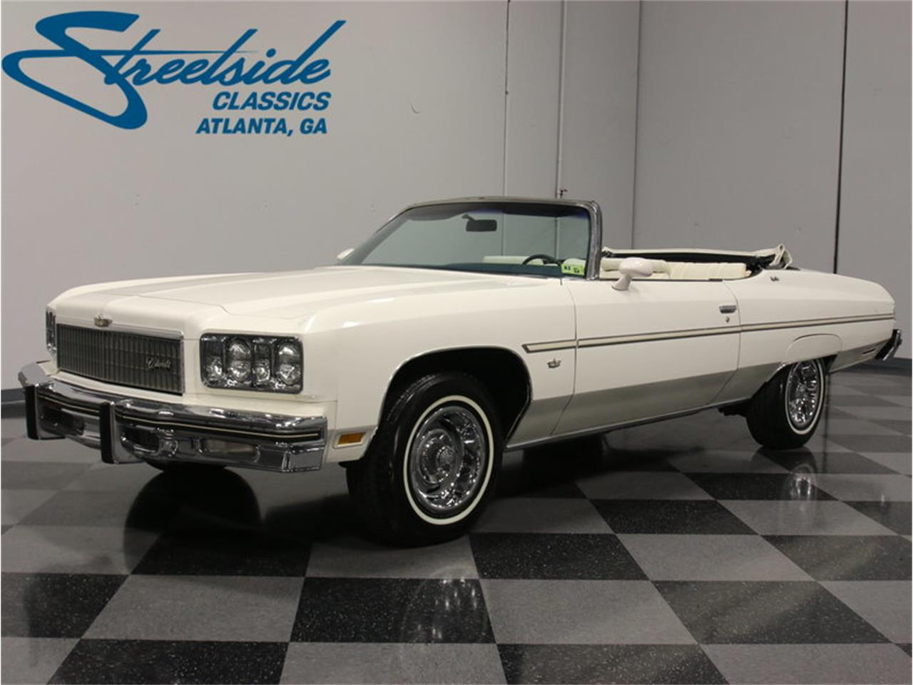 Large Picture of 1975 Caprice - $32,995.00 Offered by Streetside Classics - Atlanta - G4CK