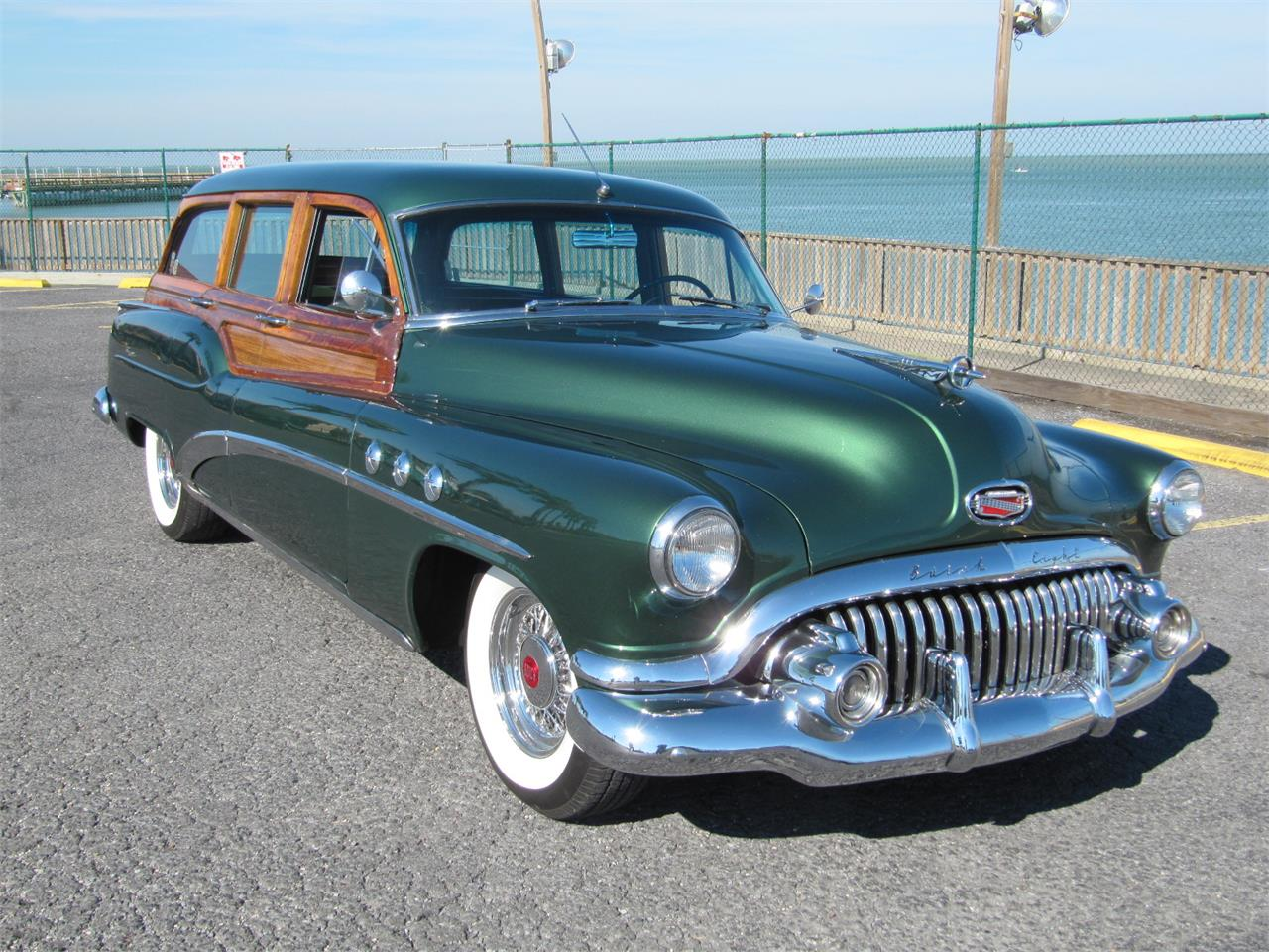 Large Picture of Classic '52 Estate Wagon located in Harlingen Texas Offered by a Private Seller - G4E9