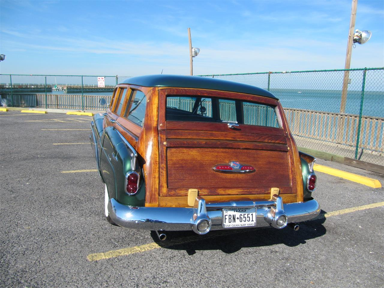Large Picture of Classic 1952 Buick Estate Wagon located in Texas Offered by a Private Seller - G4E9