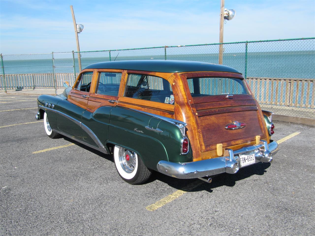 Large Picture of '52 Estate Wagon - $44,900.00 - G4E9