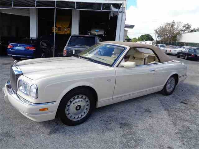 Picture of '01 Rolls-Royce Corniche located in Florida - $99,950.00 Offered by  - G4ZZ
