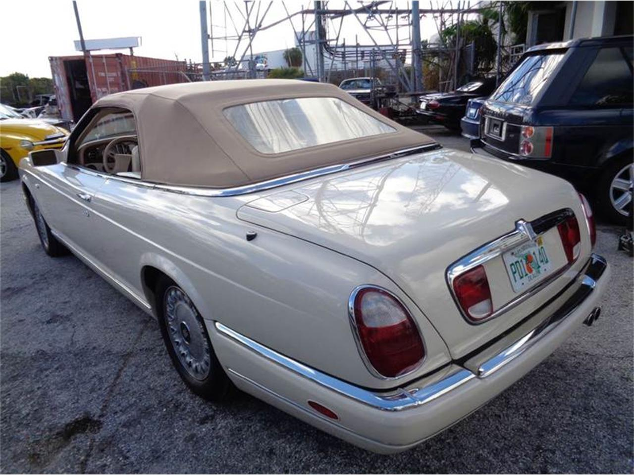 Large Picture of 2001 Rolls-Royce Corniche located in Florida - $99,950.00 Offered by Prestigious Euro Cars - G4ZZ