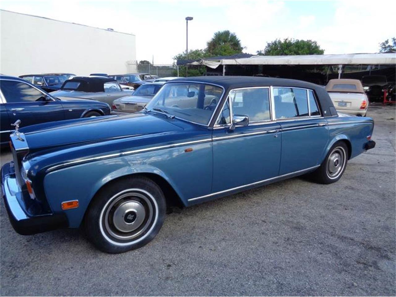 Rolls Royce Wraith Insurance >> 1980 Rolls-Royce Silver Wraith for Sale | ClassicCars.com | CC-752979