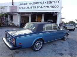 Picture of 1980 Rolls-Royce Silver Wraith located in Fort Lauderdale Florida - G503