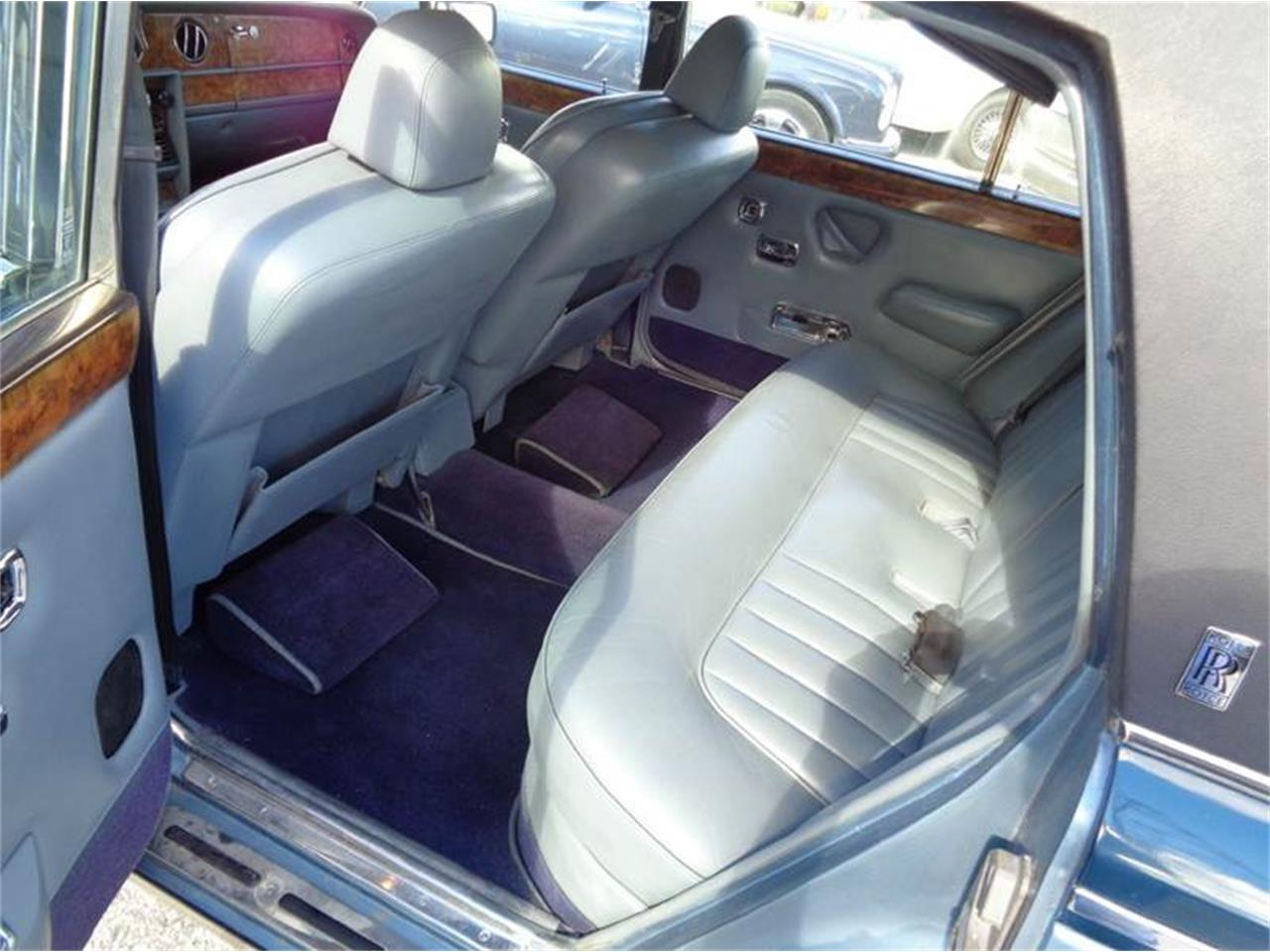 Large Picture of 1980 Rolls-Royce Silver Wraith located in Fort Lauderdale Florida - G503
