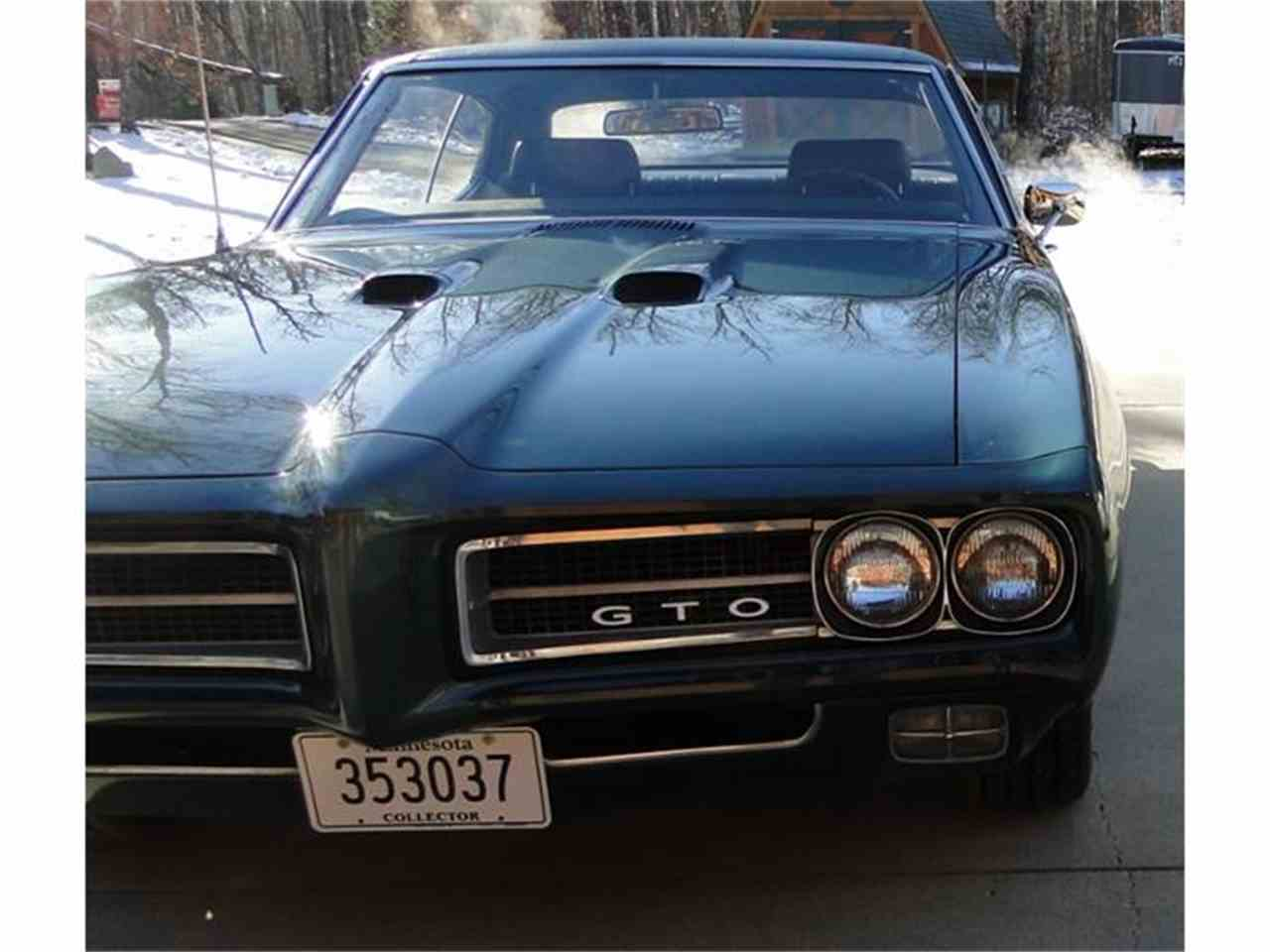 Large Picture of '69 GTO - G51A