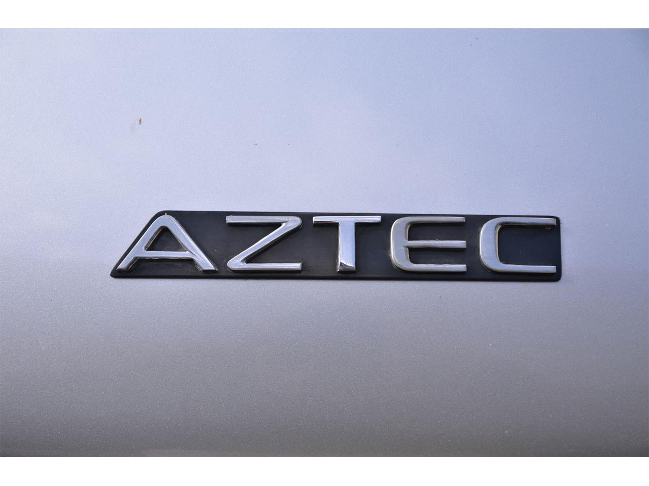 Large Picture of '88 Aztec - G51R