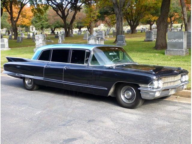 Picture of Classic '62 Cadillac Fleetwood Limousine - $15,000.00 Offered by  - G5A0