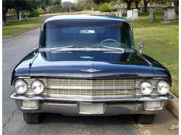 Picture of Classic 1962 Cadillac Fleetwood Limousine located in Arlington Texas - G5A0