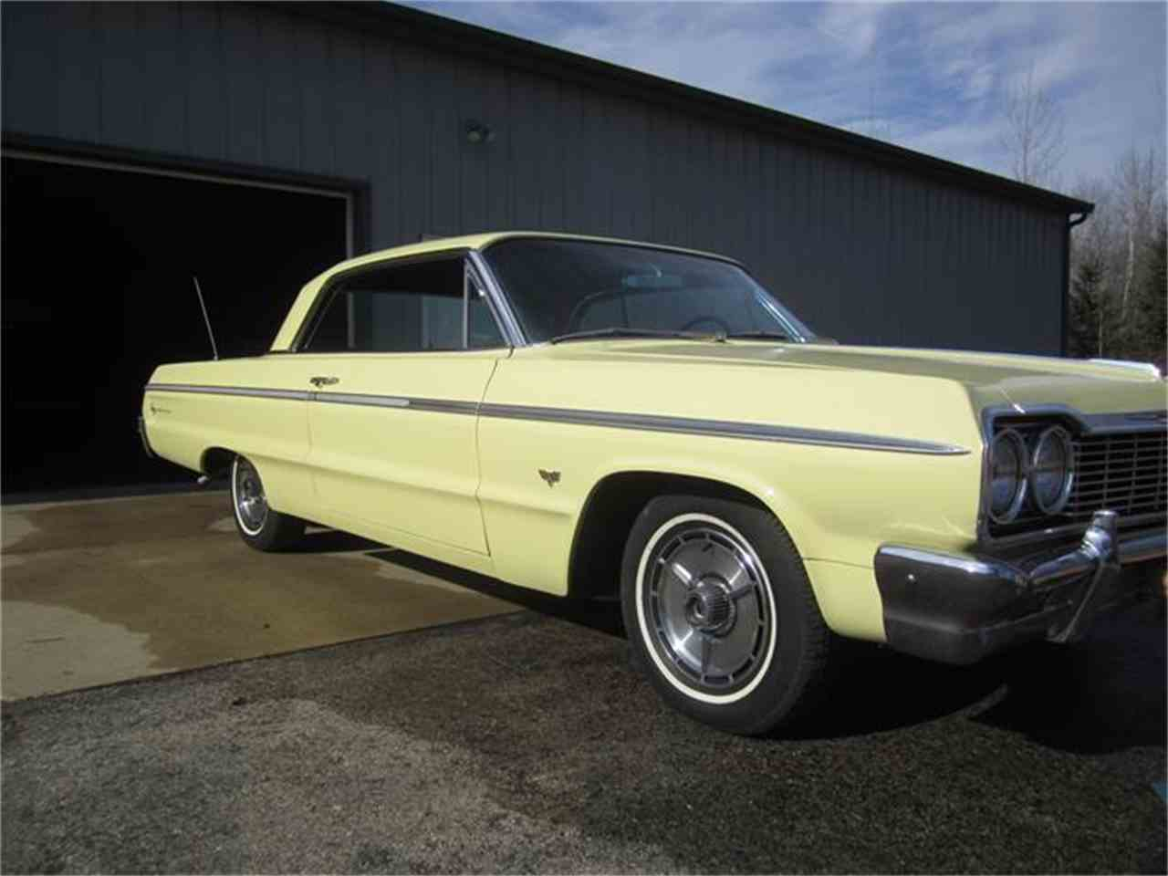 Large Picture of '64 Impala SS located in Mequon Wisconsin Offered by Herman's Cars .Com - G5J7