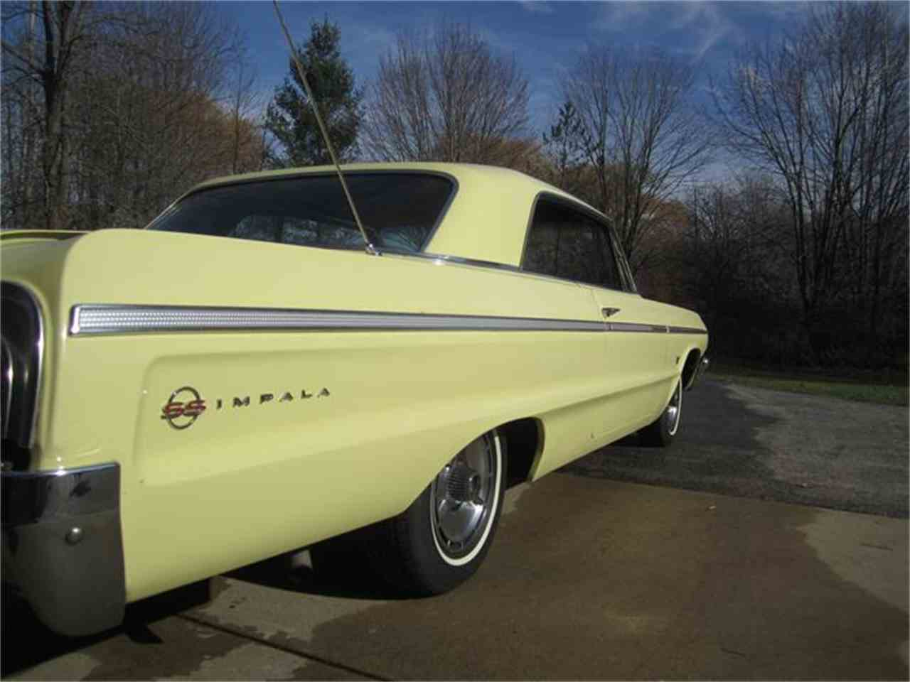 Large Picture of 1964 Impala SS located in Mequon Wisconsin - G5J7