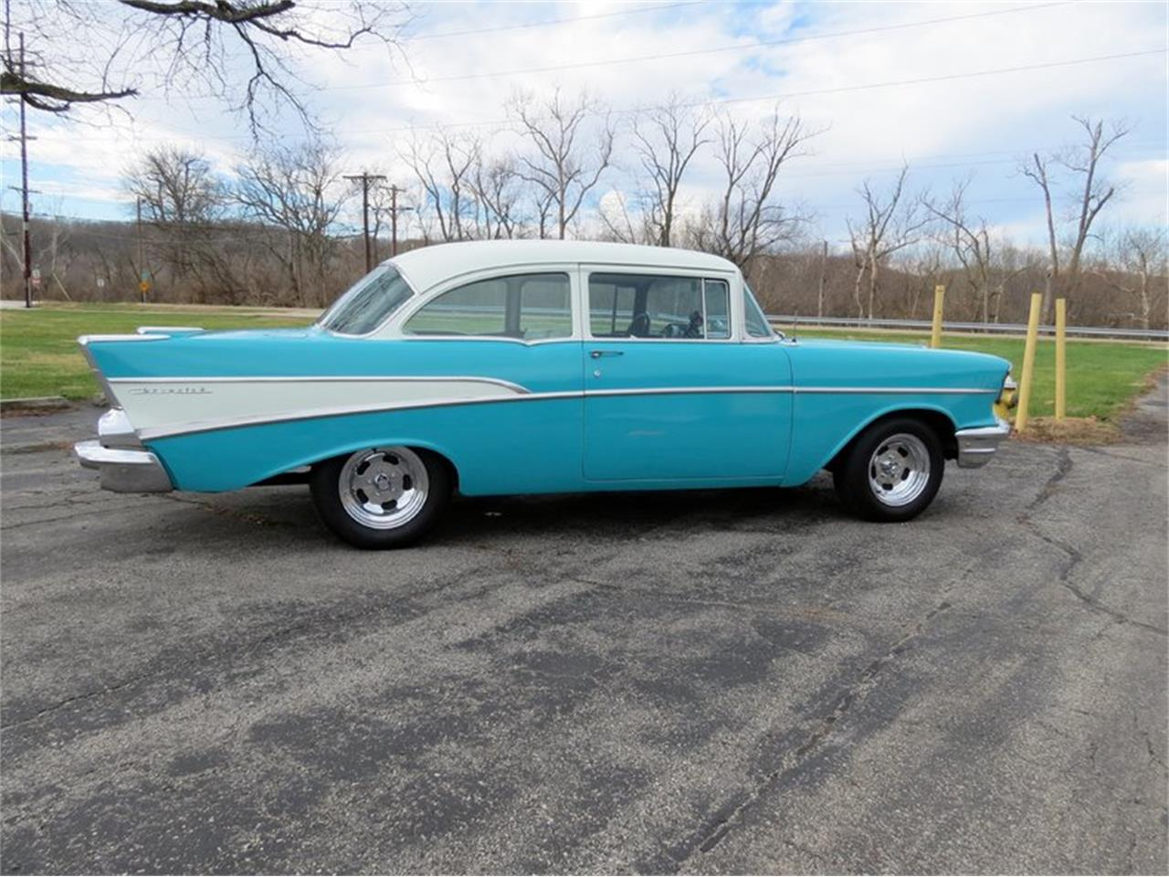 Chevy Dealers Dayton Ohio >> 1957 Chevrolet 210 for Sale | ClassicCars.com | CC-753685